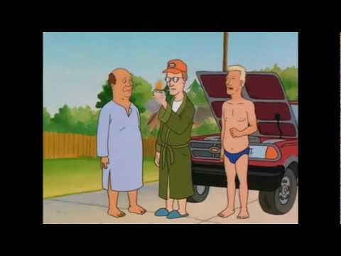 Metal King Of The Hill - Boomhauer's Porn Rant