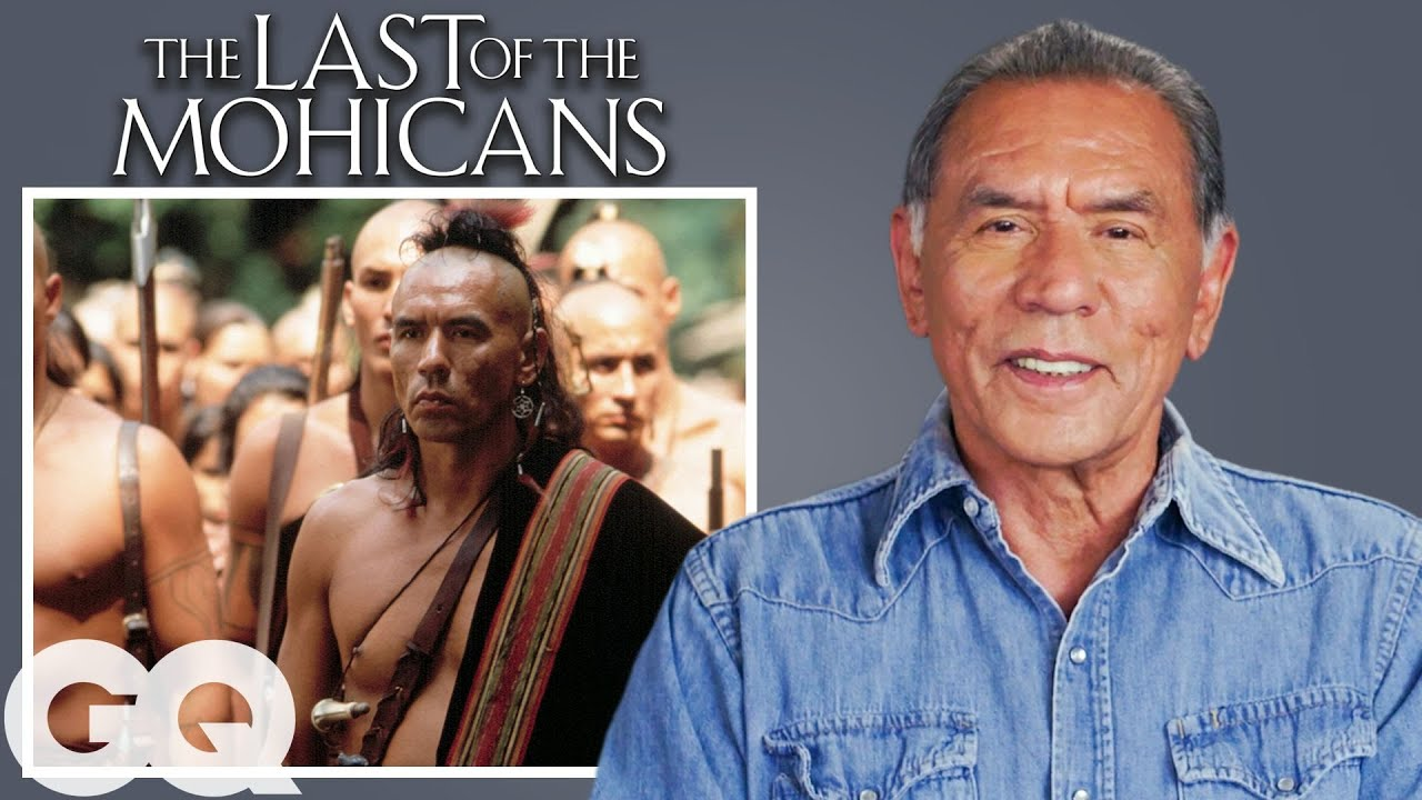 Wes Studi Breaks Down His Most Iconic Characters | GQ