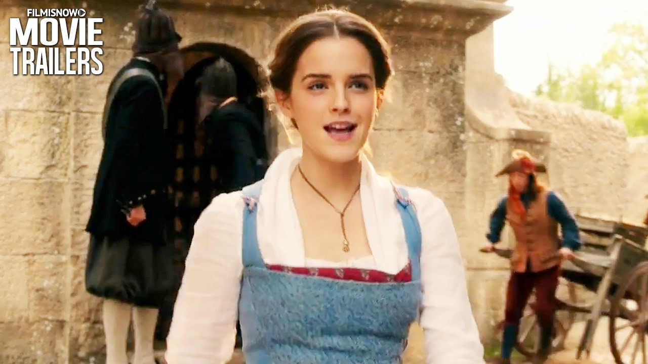 Emma Watson Sings Belle In New Beauty And The Beast Clip Youtube