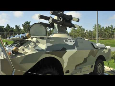 Azerbaijan and Turkey developed new anti missile system
