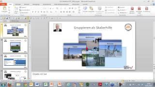 Webinar (4 von 4): PowerPoint 2010 - Tipps und Tricks
