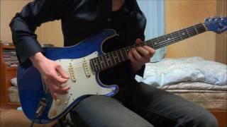 【TAB譜あり】ノースリーブス メドレーを弾いてみた no3b GUITAR MEDLEY