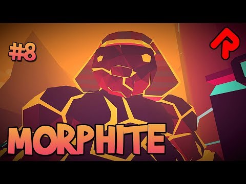 Trials of the Lava God! | Let's play Morphite gameplay ep 8 (PC)