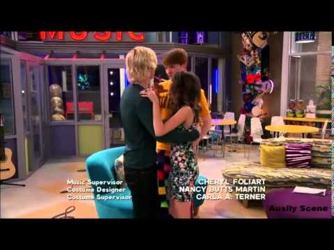 Austin & Ally -  Auslly Scene (Grand Openings & Great Expectations)