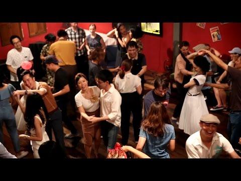 Creative Thailand - Bangkok Swing สวิงความสุขบนฟลอร์เต้นรำ