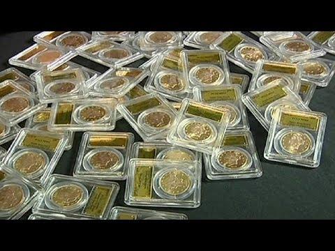 Californie: ils promènent leur chien et tombent sur un trésor en pièces d'or