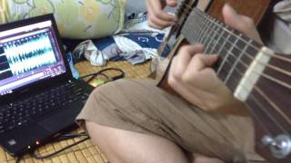 EXO_Sing For You Guitar Fingerstyle