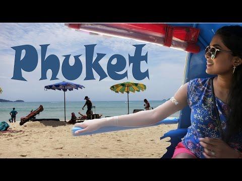 Exploring Phuket's Nightlife! Phuket Vlog – Patong Beach, FantaSea, Bangla At Night