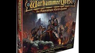 Warhammer Quest Adventure Card Game Part 1