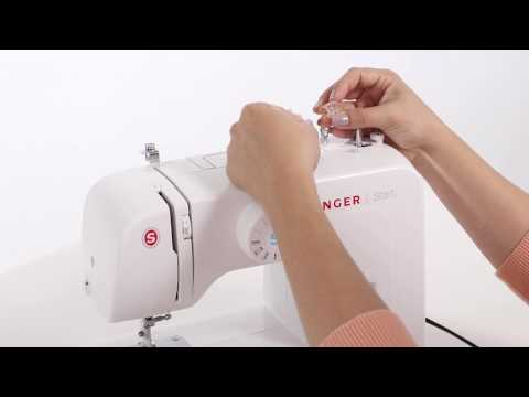 SINGER® START™ 1304 Sewing Machine - Threading