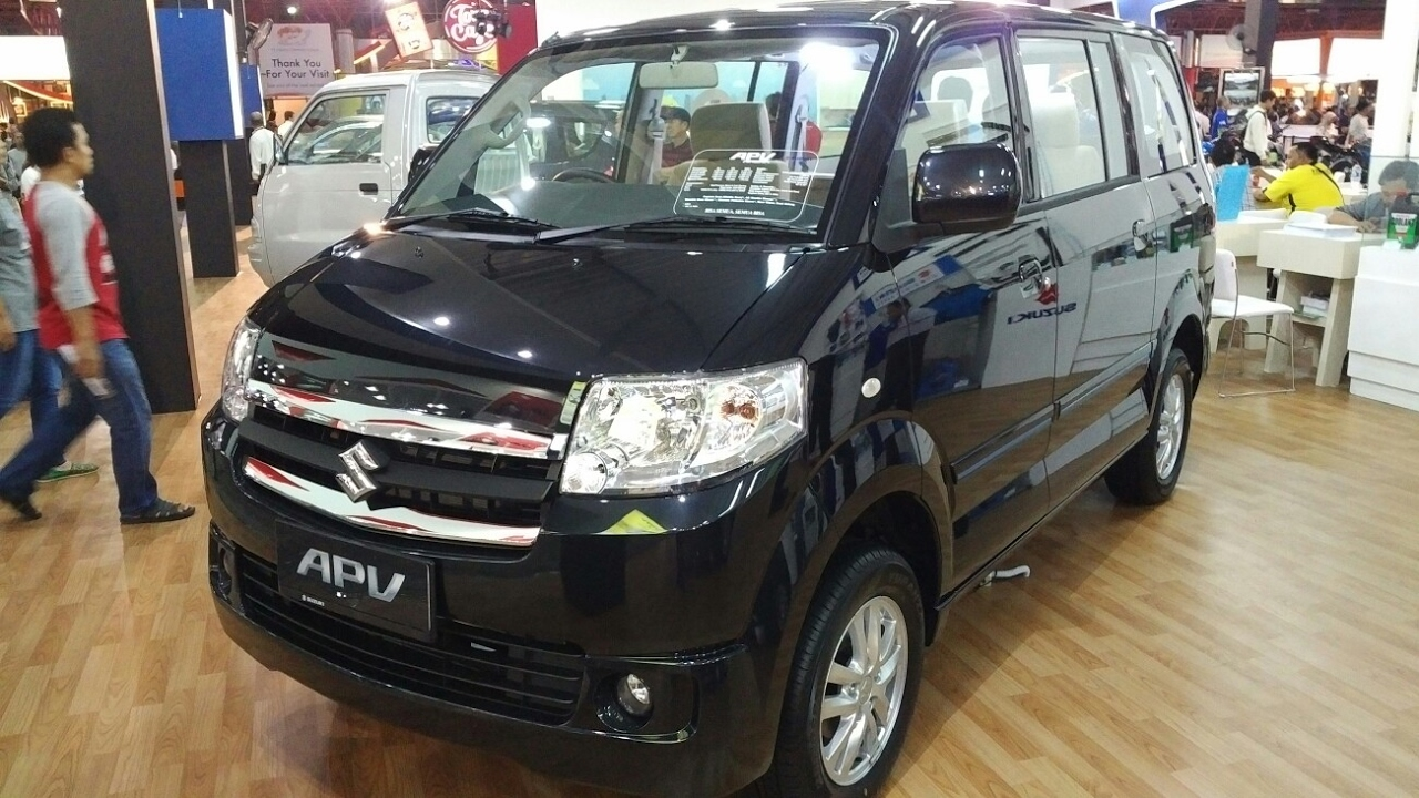 In Depth Tour Suzuki Apv Arena Gx  Indonesia