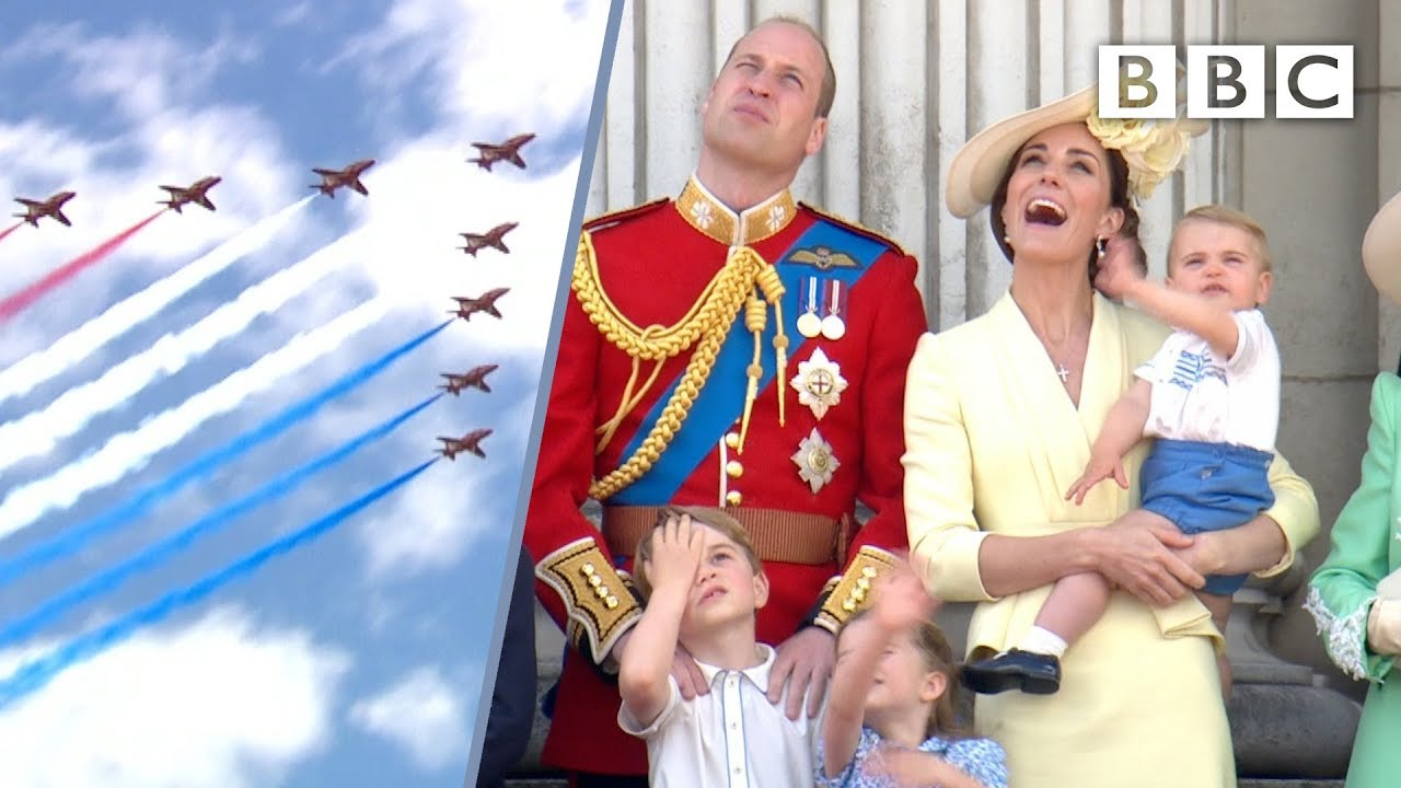 Queen's Birthday Flypast 2019 - Military Airshows News