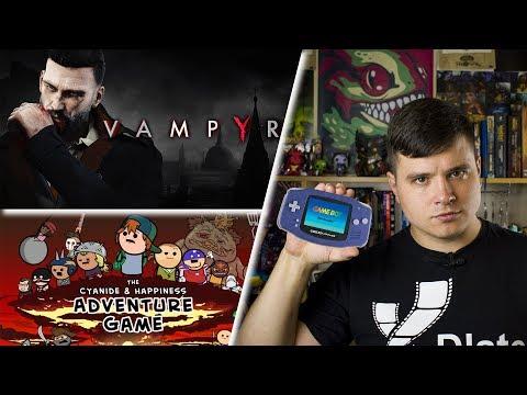 [xDigest новостей] Релиз Vampyr отложили, Цианид и счастье – игра, новые подробности Code Vein