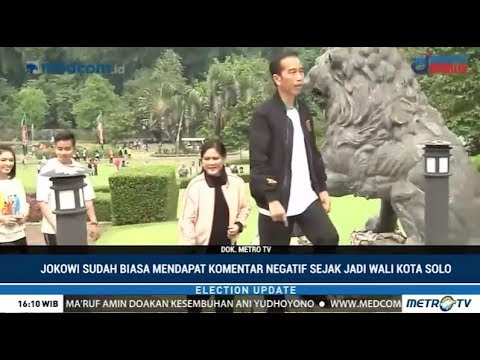 Keluarga Jokowi Diusik Lawan Politik