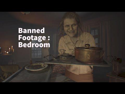 Resident Evil 7 : Biohazard Banned Footage Vol 1 Bedroom  