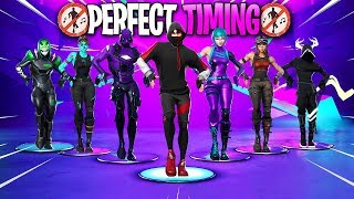TOP 150 PERFECT TIMING MOMENTS OF SEASON 9