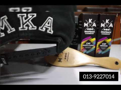 MKA SNAPBACK CLEANING KIT