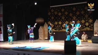 Tari Piring - SANGRINA BUNDA  Part. 3