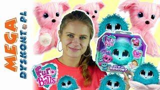 Fur Balls • Zwierzaki Futrzaki • TM Toys