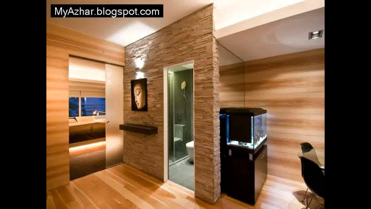 Apartment Interior Design: small apartment entrance ideas1 - YouTube