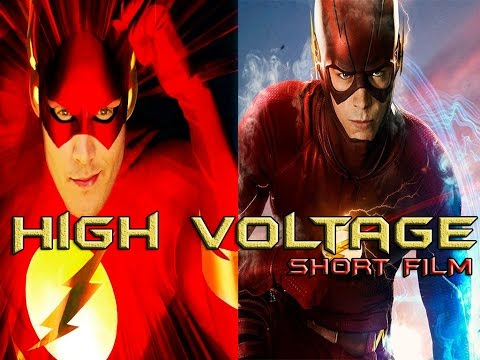 the flash high voltage youtube