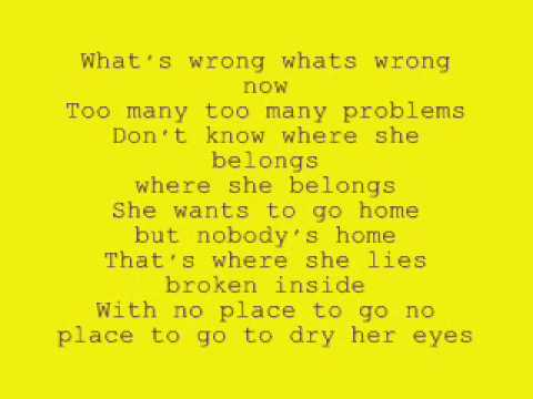 Nobody's Home (Avril Lavigne song) - Wikipedia