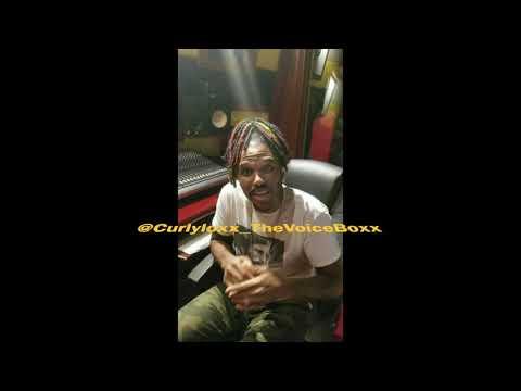 CurlyLoxx Addresses Blak Ryno Major Issues In Jamaica/ Dancehall & Reggae