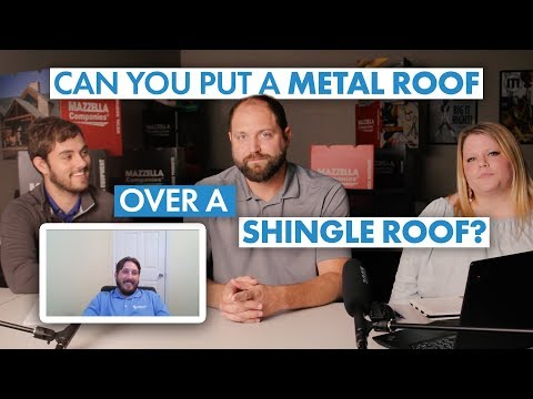 can-you-put-a-metal-roof-over-a-shingle-roof?