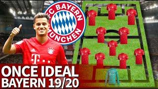El Once Ideal Del Bayern En La 2019-2020 Tras Fichar A Coutinho Aspiran Al Triplete  Diario As