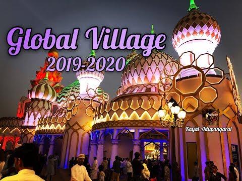 Dubai Global Village 2019-2020 Part1/ Global Village Vlog in Tamil
