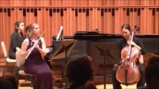 Trio for Flute, Cello, and Piano by Bohuslav Martinu