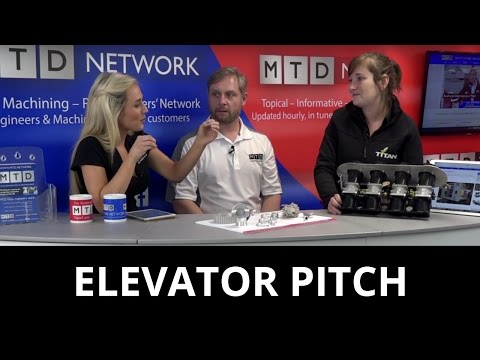 Swarf and Chips March 3rd - Engineers elevator pitch, MTD network takeover