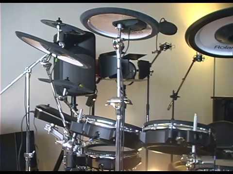 roland td 30 drum kit youtube. Black Bedroom Furniture Sets. Home Design Ideas