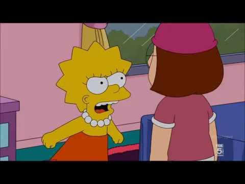 'SHUT UP, Meg!'
