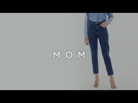 Guia Jeans – Calça Mom Jeans Feminina