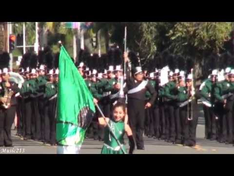 Buena Park HS - Bonds of Unity - 2015 La Palma Band Review
