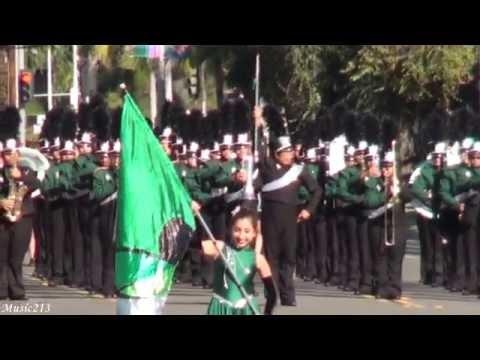 Buena Park HS - Bonds of Unity - 2015 La Palma Band Review