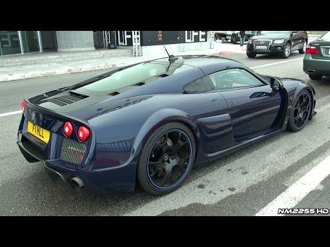 The Lovely Sound of Noble M600 V8 Twin Turbo