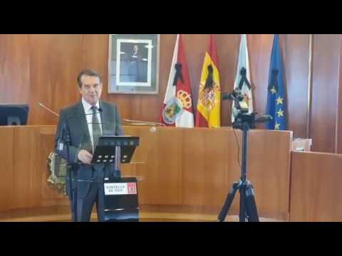 El alcalde retoma las ruedas de prensa presenciales