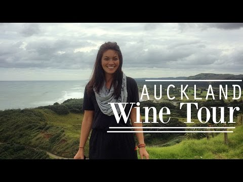 AUCKLAND WINE TOUR // New Zealand