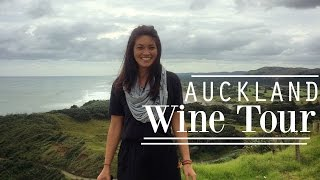 AUCKLAND WINE TOUR // New Zealand