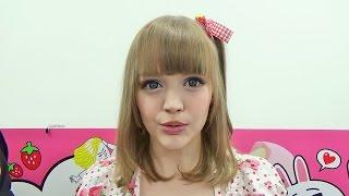 2015年4月19日 東京・渋谷 『LINE FRIENDS アイス いちごれん乳』の新商...