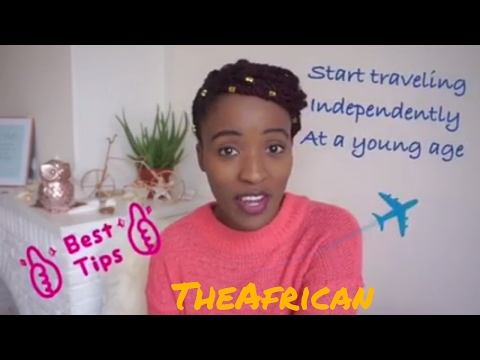 Travel tips: Best tips to start traveling as a young person (2017)