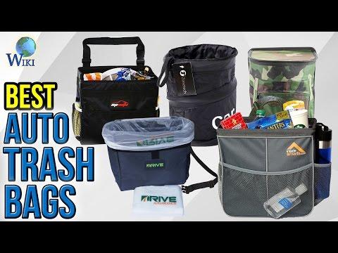 Get Ations Trash Clip Garbage Bag Retainer Plastic Skid Mounted 2