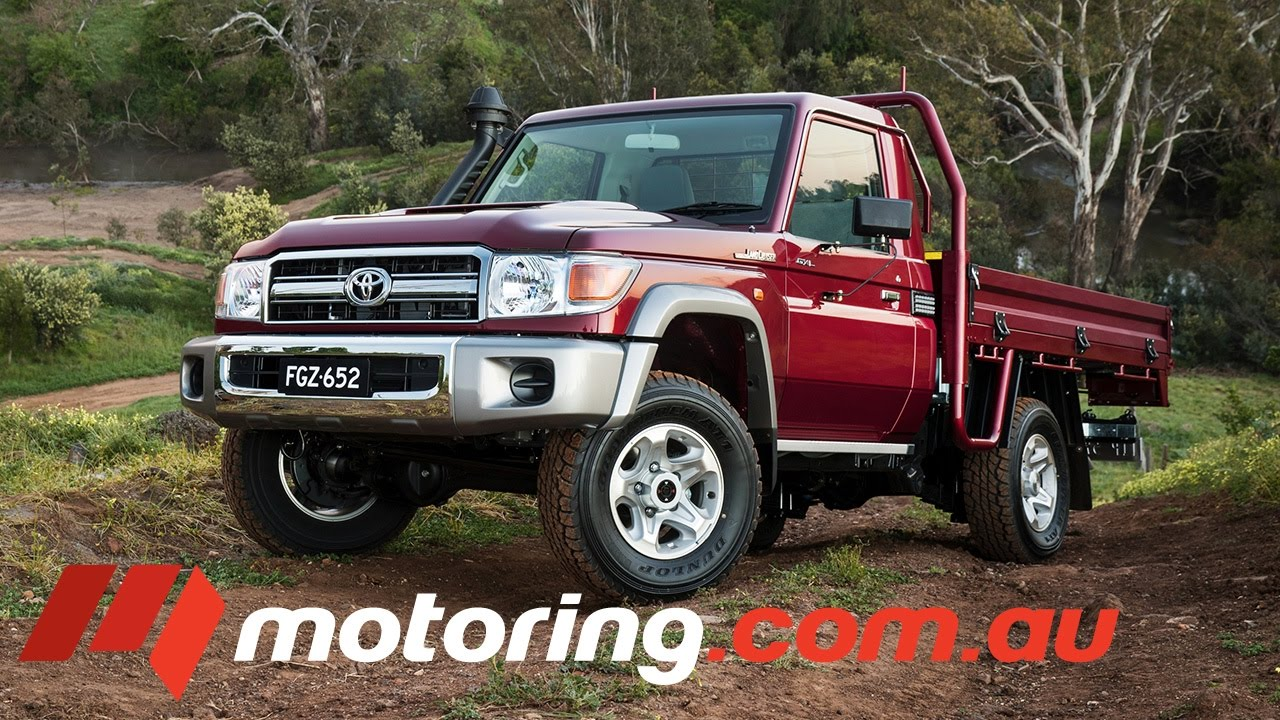 Toyota Land Cruiser 70 >> 2016 Toyota Land Cruiser 70 Series Review