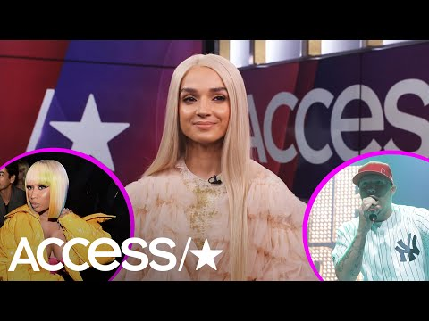 Poppy Says She Apologized To Nicki Minaj For The Shoe Incident & Wants To Collab With Limp Bizkit!