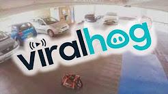 MMA Moves Help Catch Car Thief || ViralHog