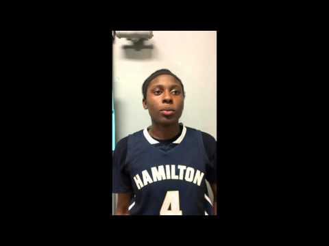 "2018 Elizabeth Balogun 6'00"" G Hamilton Heights Christian Academy"