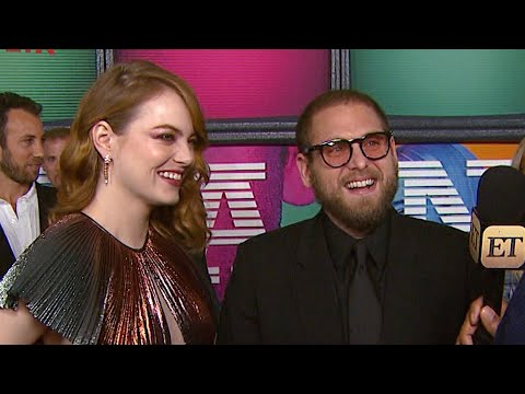 Maniac: Jonah Hill Gushes Over 'Brilliant' CoStar Emma Stone Exclusive