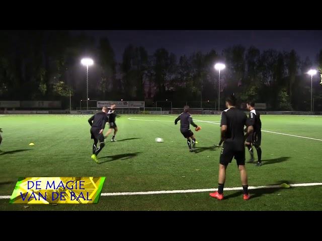 De Magie van de Bal - Afl. 3 - Voorbeschouwing SVV Scheveningen tegen SV Spakenburg